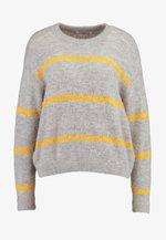 FEMME STRIPE  - Pullover - grey