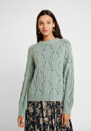 MAVIS - Sweter - chinois green
