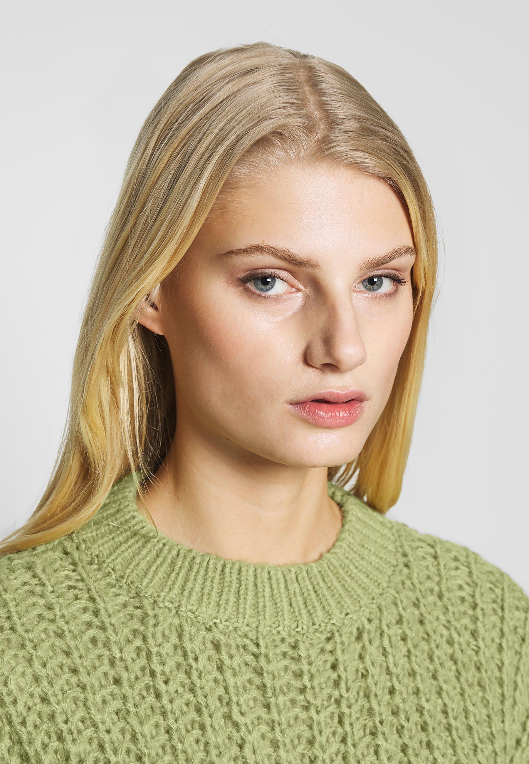 Moss Copenhagen Heidi - Maglione Sage GNBnN