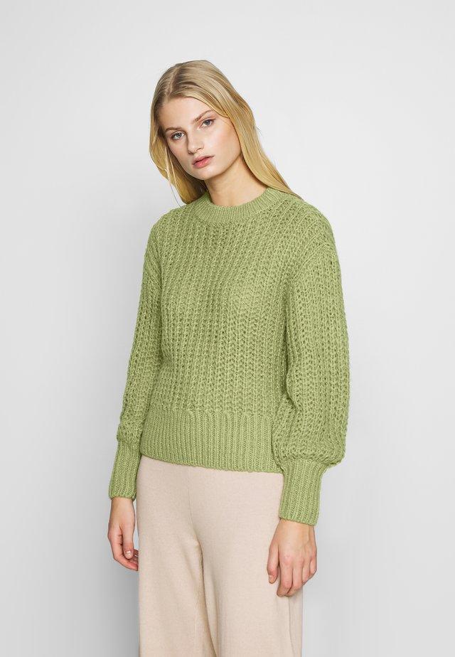 HEIDI - Pullover - sage