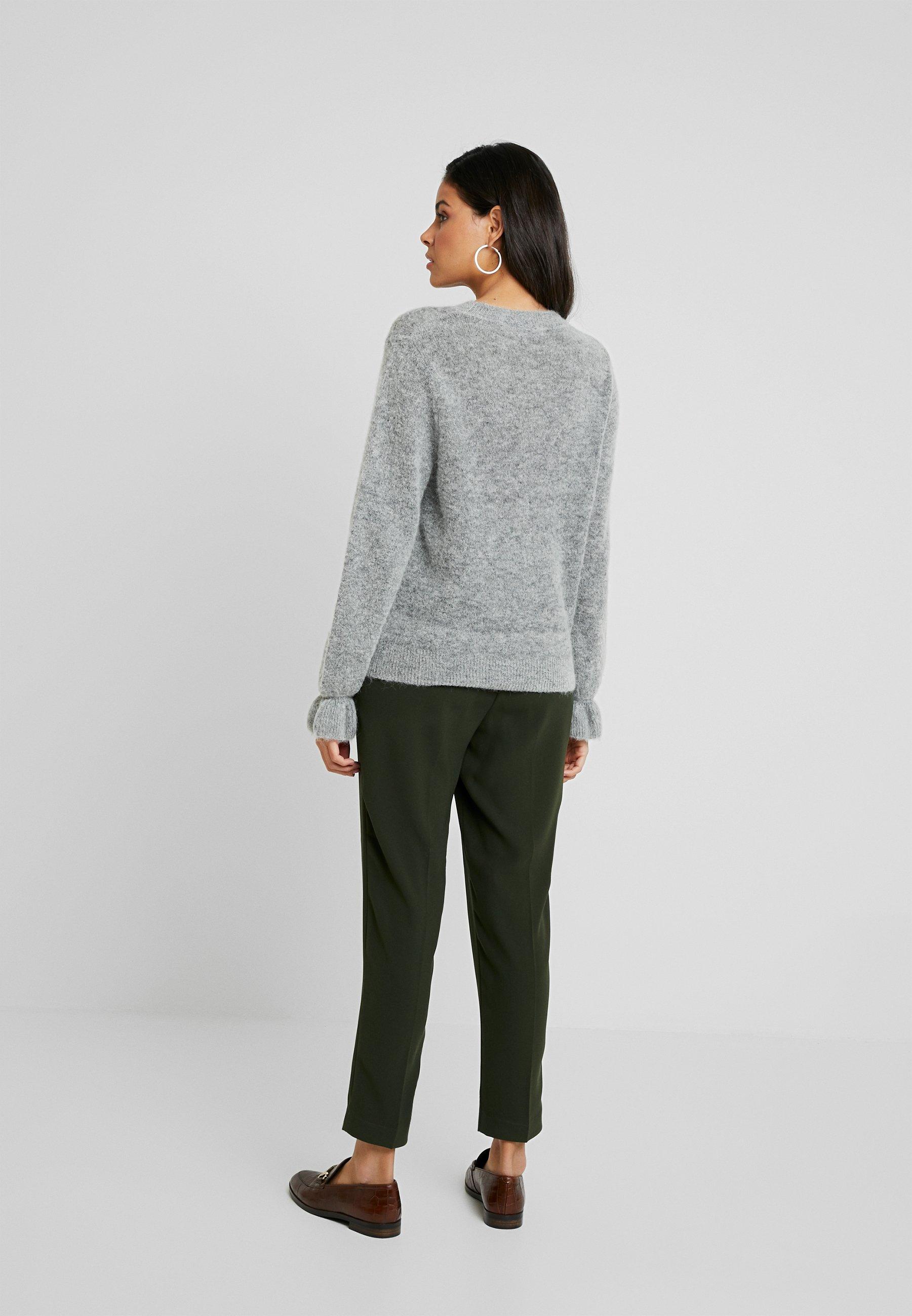 Moss Copenhagen Giselle - Maglione Mid Grey Mel NV3s5