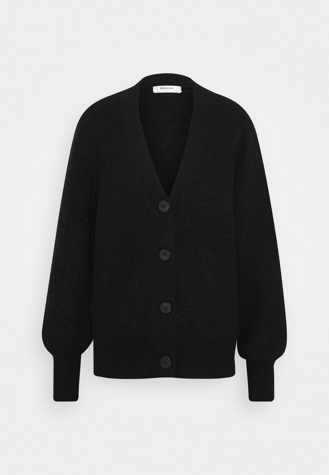 SABELLA - Cardigan - black