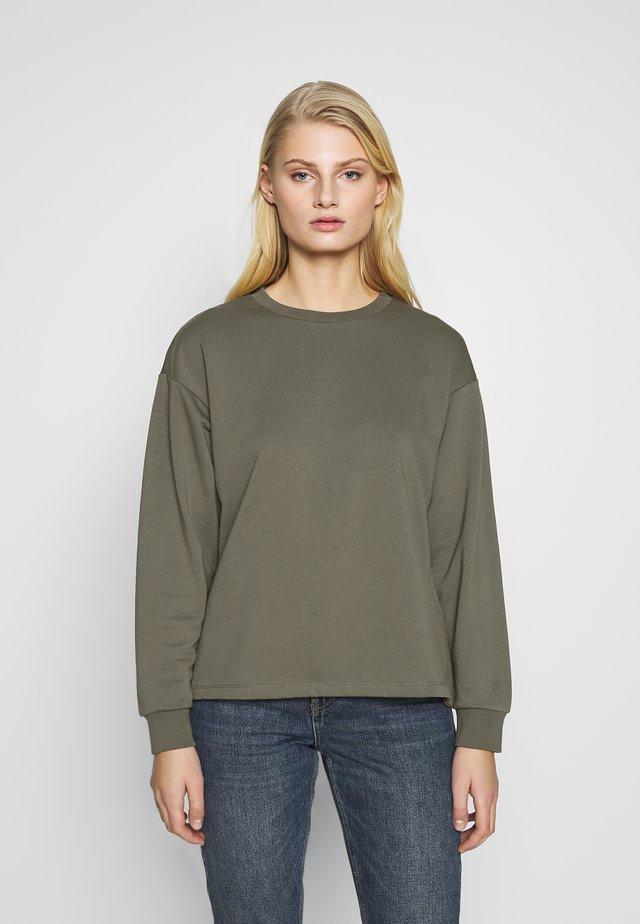 ABYGAIL LIL  - Sweatshirt - kalamata