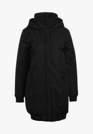 WALKER WAY - Płaszcz zimowy - black