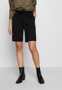 Moss Copenhagen - POPYE  - Shorts - black - 0
