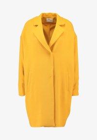 Moss Copenhagen - FLAKE JACKET - Zimní kabát - golden yellow - 3