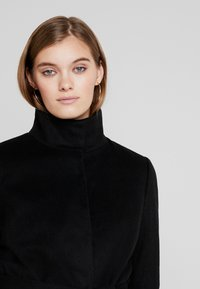 Moss Copenhagen - ISABELL JACKET - Classic coat - black - 3