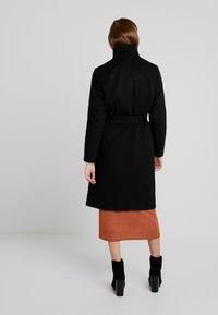 Moss Copenhagen - ISABELL JACKET - Classic coat - black - 2
