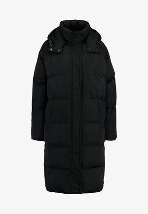 SKYLAR JACKET - Abrigo de plumas - black
