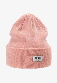 Moss Copenhagen - MOJO BEANIE - Bonnet - quartz pink - 4