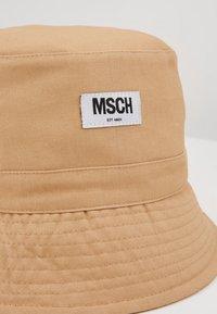 Moss Copenhagen - BALOU BUCKET HAT - Hatt - lark - 2