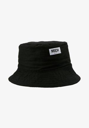 BALOU BUCKET HAT - Sombrero - black