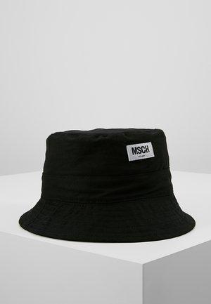 BALOU BUCKET HAT - Hat - black