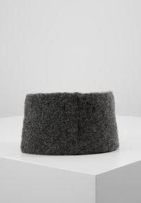 Moss Copenhagen - KIKKA HEADBAND - Ørevarmere - grey - 2