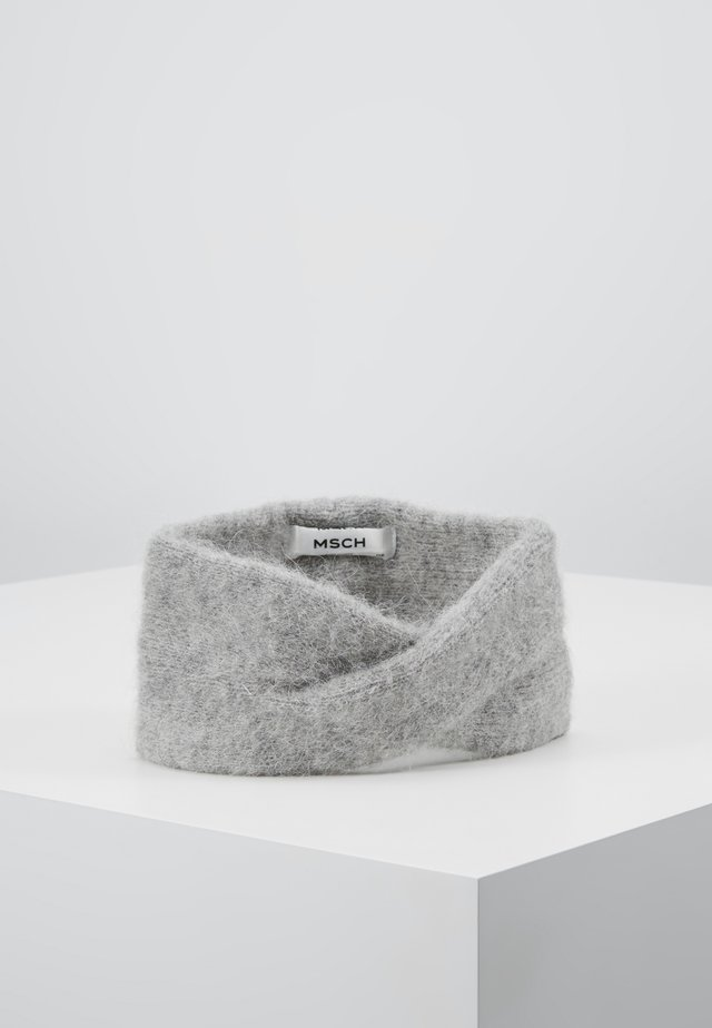 KIKKA HEADBAND - Ear warmers - light grey