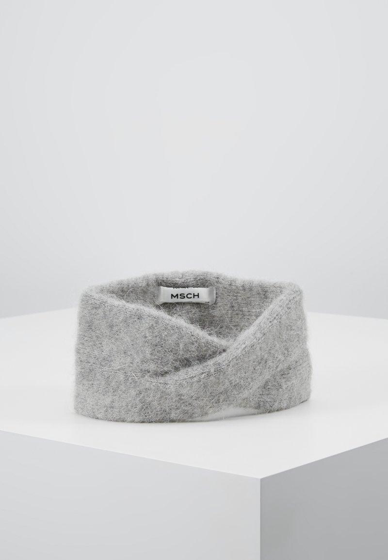 Moss Copenhagen - KIKKA HEADBAND - Nauszniki - light grey
