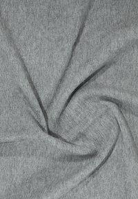 Moss Copenhagen - NIA SCARF - Halsduk - light grey melange - 2