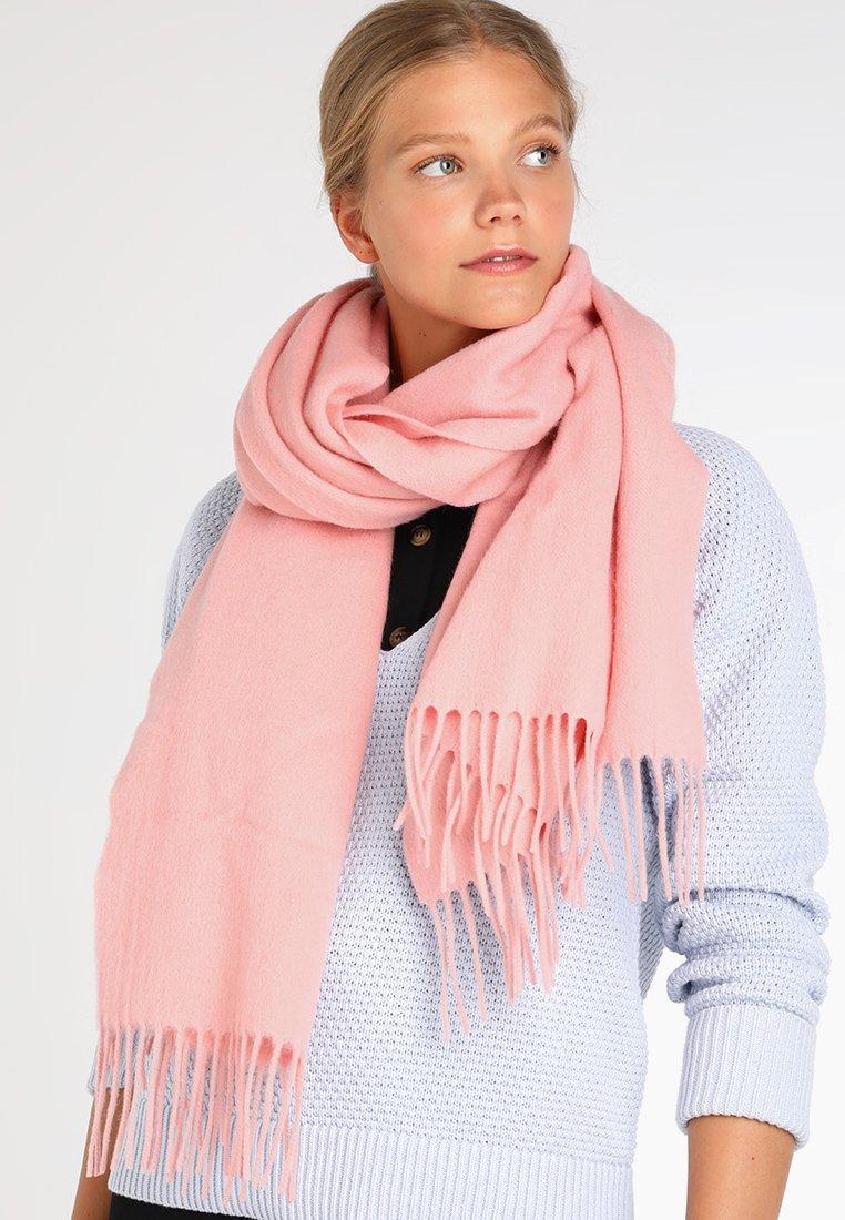 Moss Copenhagen - NIA SCARF - Šála - quartz pink