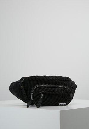 LAURA BUMBAG - Bum bag - black
