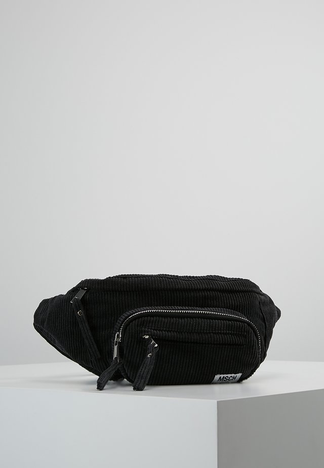 LAURA BUMBAG - Bum bag - black