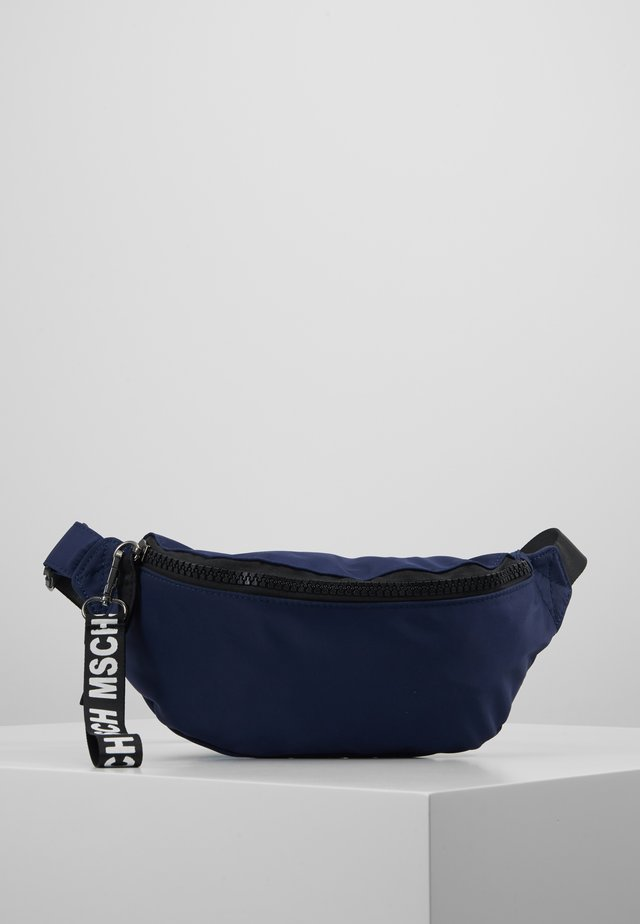 MILK BUMBAG - Bum bag - navy