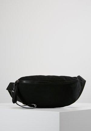 MILK BUMBAG - Bum bag - black