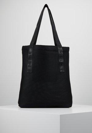 SHOPPER - Bolso shopping - black