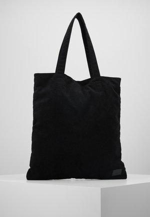 LAURA SHOPPER - Tote bag - black