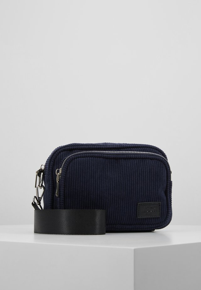 LAURA CROSSOVER - Across body bag - navy