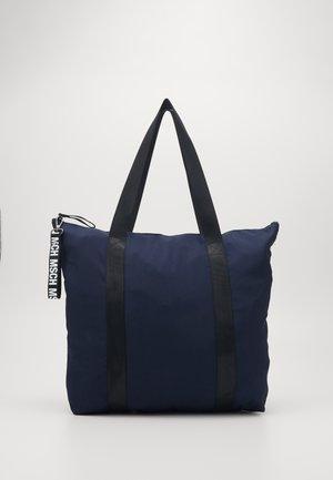 MILENE - Shopping Bag - navy