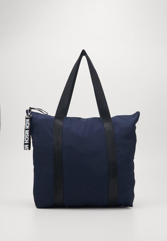 MILENE - Shopper - navy