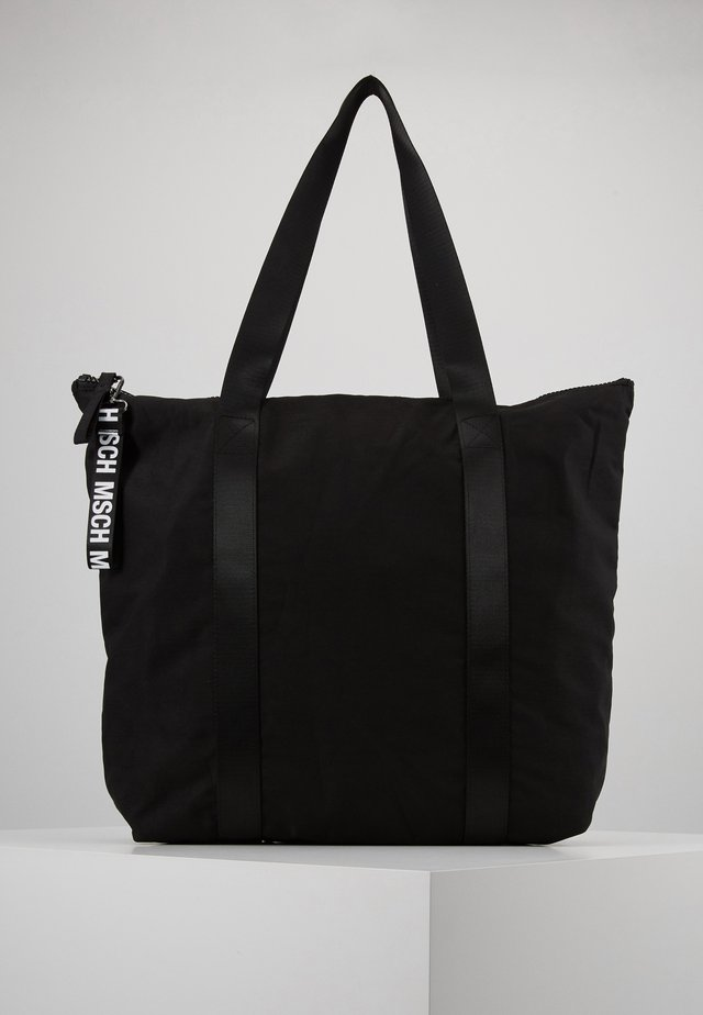 MILENE - Shopping bag - black