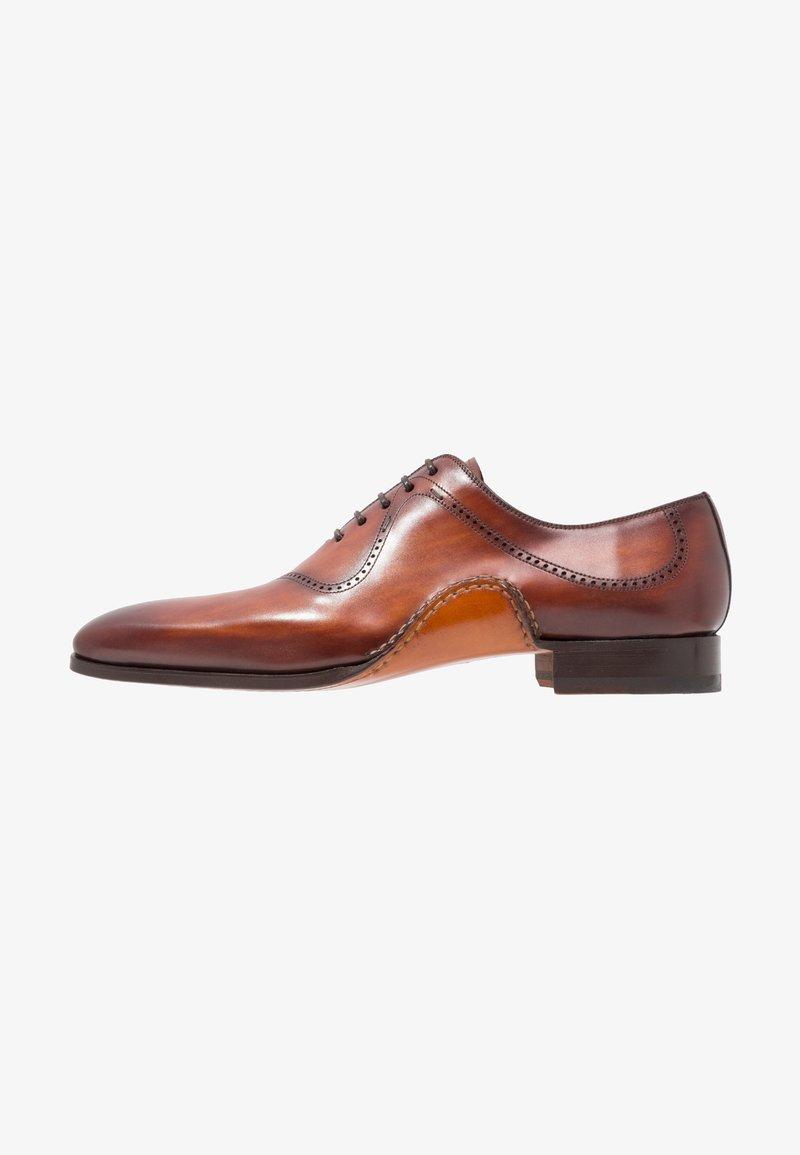 Magnanni - Zapatos con cordones - arcade cognac