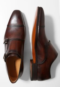 Magnanni - Business-Slipper - tabaco - 1