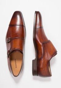 Magnanni - Business-Slipper - acada cognac - 1