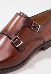 Magnanni - Business-Slipper - acada cognac - 5