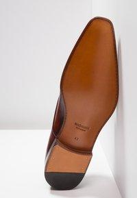 Magnanni - Business-Slipper - acada cognac - 4