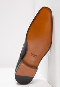 Magnanni - Elegantní nazouvací boty - black - 4