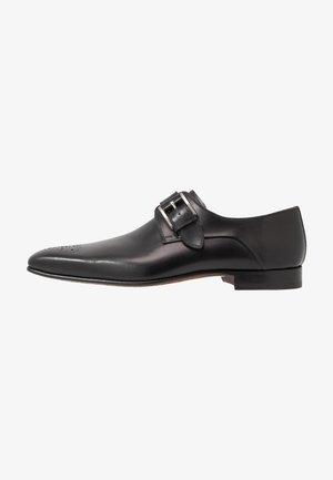 Business-Slipper - black