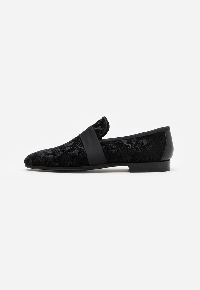TOX - Business-Slipper - black