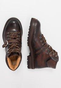 Magnanni - Botines con cordones - manchester bolchester marron - 1