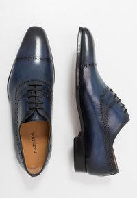 Magnanni - Derbies & Richelieus - wind ocean - 1