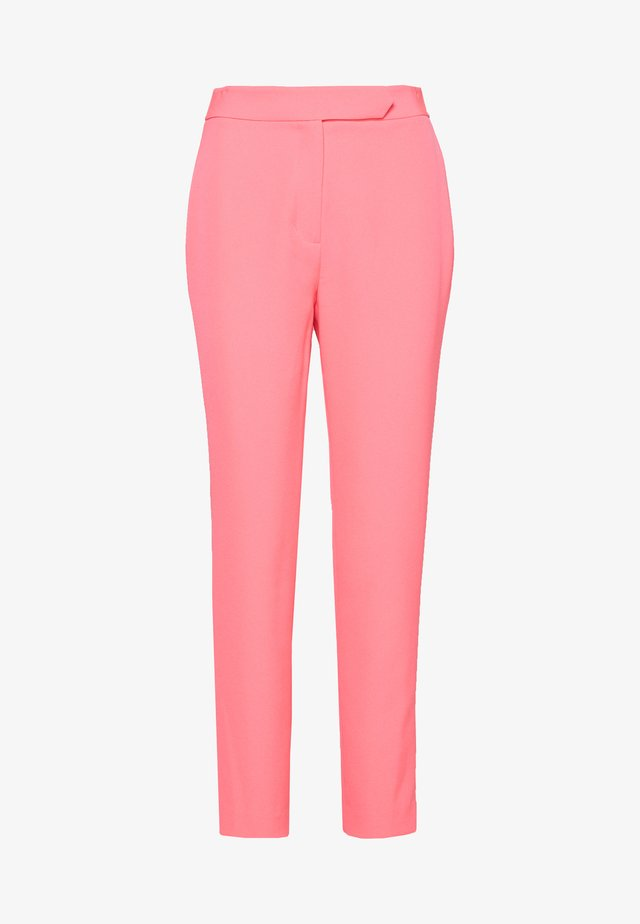 CADY KRISTEN ELASTIC PANT - Kalhoty - neon pink
