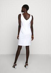 Milly - CADY ELIZABETH DRESS - Etuikjole - white - 2