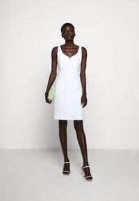 Milly - CADY ELIZABETH DRESS - Etuikjole - white - 1