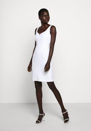 CADY ELIZABETH DRESS - Kotelomekko - white