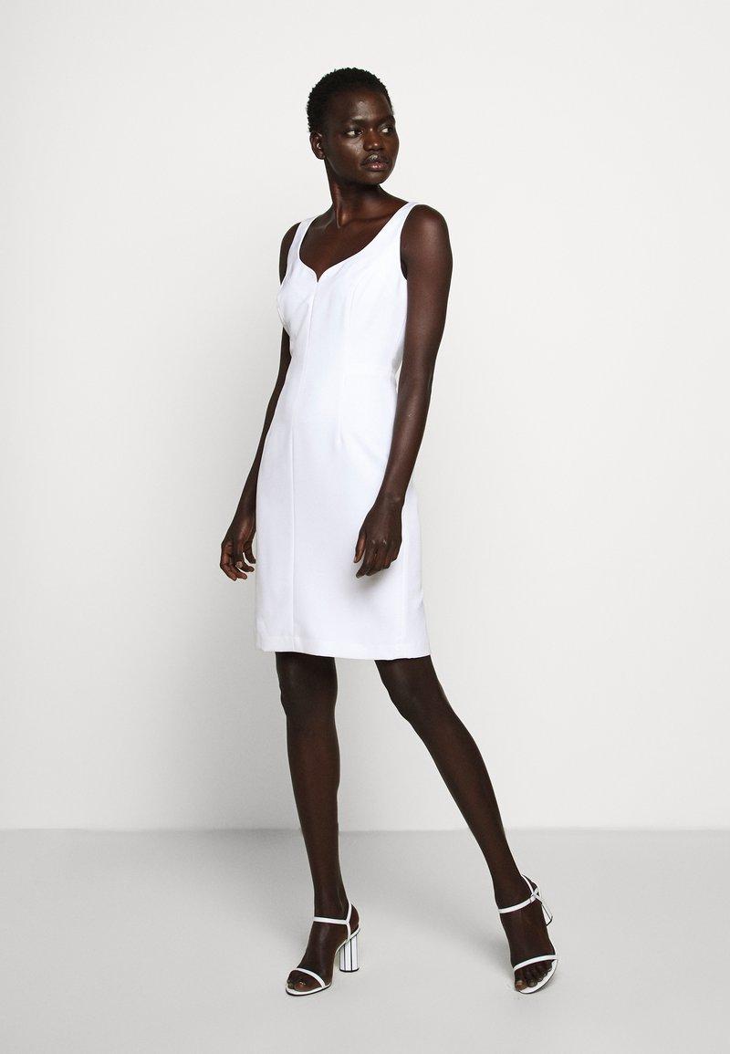 Milly - CADY ELIZABETH DRESS - Etuikjole - white