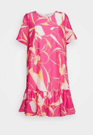Denní šaty - pink/multi