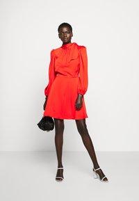 Milly - STRETCH ADELE DRESS - Cocktailklänning - red - 1