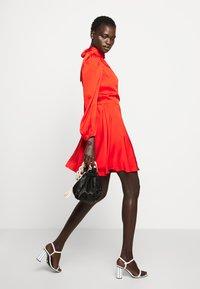 Milly - STRETCH ADELE DRESS - Cocktailklänning - red - 6